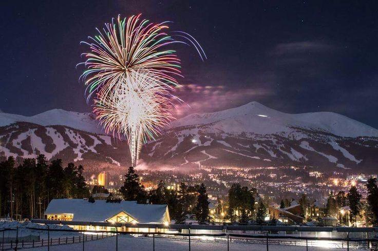 breckenridge fireworks